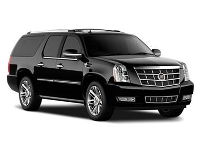 6 PASS. CADILLAC ESCALADE OR 7 PASS. SUBURBAN SUVS