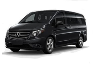 7 Pass Mercedes Minivan
